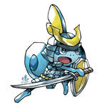 Sobble Samurai