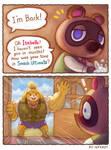 Animal Crossing New Horizons by Ry-Spirit