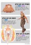#145 JarJarStinks-#146JarJarBinks-#147JarJarBlings
