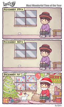 Life of Ry - Most Wonderful Time of the Year