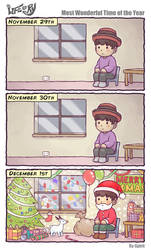 Life of Ry - Most Wonderful Time of the Year by Ry-Spirit