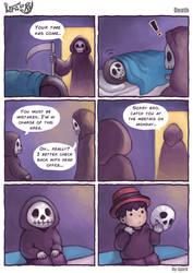 Life of Ry - Death