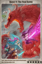 Quest 11: The Final Battle