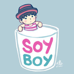Soy Boy by Ry-Spirit