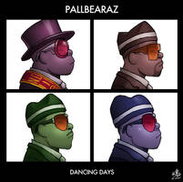 PALLBEARAZ DANCING DAYS