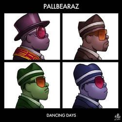 PALLBEARAZ DANCING DAYS