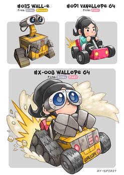 #X-008 Wallope 64