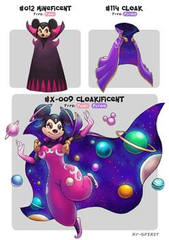 #X-009 Cloakificent
