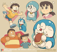 Doraemon (Patreon Weekly Wrap Up)