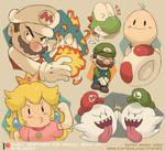 Super Mario! (Patreon Weekly Wrap Up!)