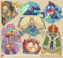 Mega Man Star Force (Patreon Weekly Wrap Up!)