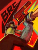 BOMB RUSH CYBERFUNK