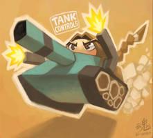 Tank Raider