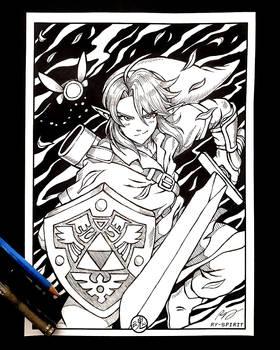 Link Inked Art