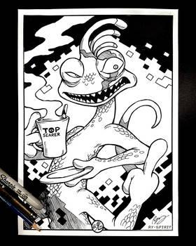 Randall Inked Art