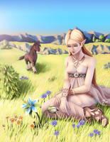Zelda Breath of the Wild by Leo-25