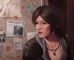 Lara Croft PT