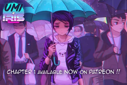 Umi and Iris - Chapter 1