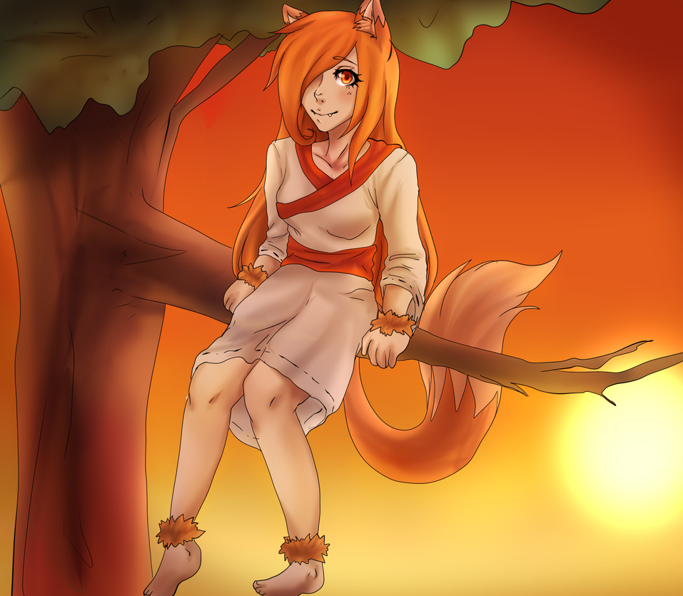 C: Sunrise firefox I dunno a title by TamaratheT