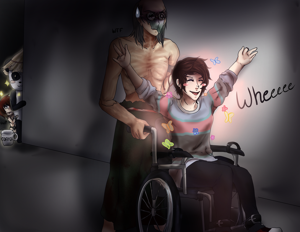 Outlast: Wheeeee by TamaratheT