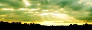 Sun Ray Panorama
