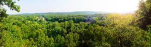 Castlewood Panorama