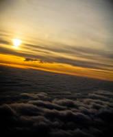 Sky High Sunrise by SpAzZnaticShuRIken