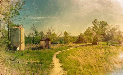 Klondike Grunge Trail by SpAzZnaticShuRIken
