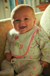 Smiley Bryley 4 Months