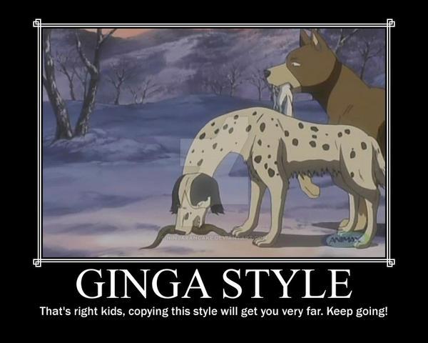 Ginga Style by NinjaPancake
