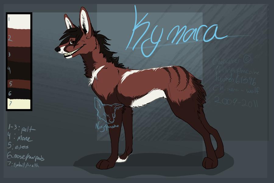 Kymara by NinjaPancake
