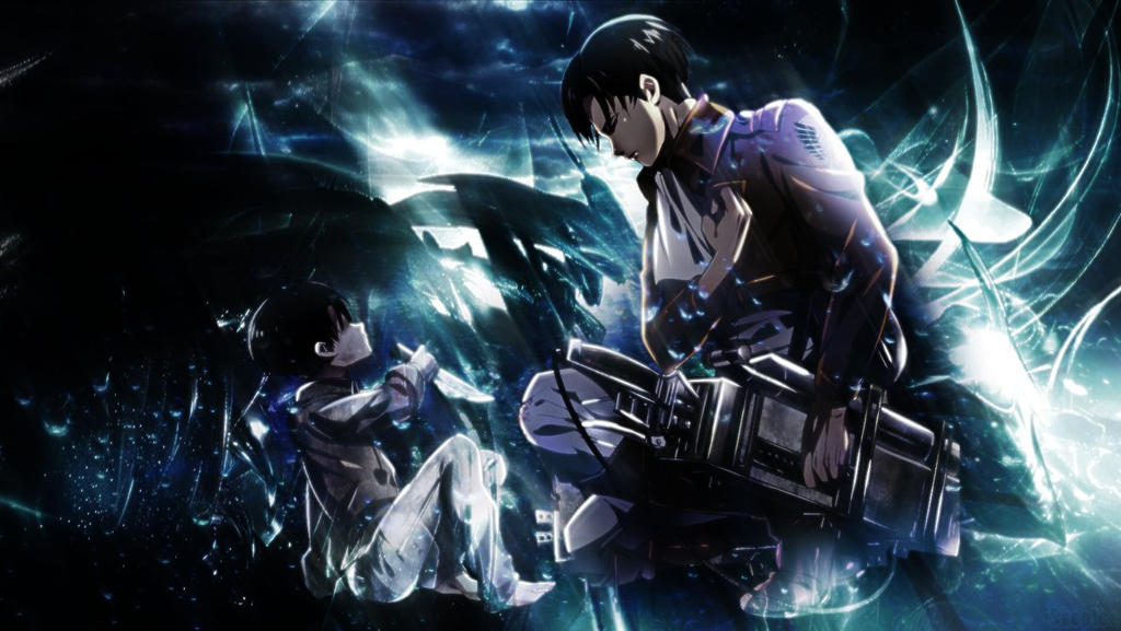 Levi X Child Reader Deviantart