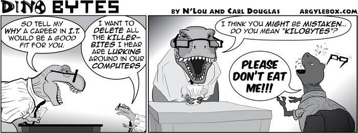 Dino Bytes - Killer Bites