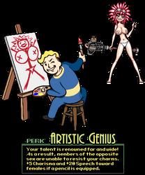 Fallout Pixelation Secret Santa Gift - 2013 by CeeEmmDee