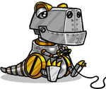 Din-O Gamersaurus