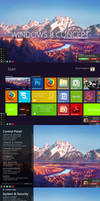 Windows 8 Metro v3.2
