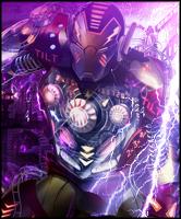 Iron Man Avatar by Necrorrior