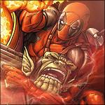 Deadpool Avatar by Necrorrior