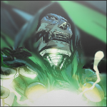 Dr Doom Avatar by Necrorrior