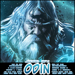 Odin Avatar by Necrorrior