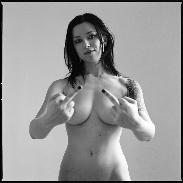 Fuck nude by venomisonline