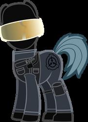 Scp pony