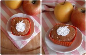 Little apple cakes by MeYaIeM