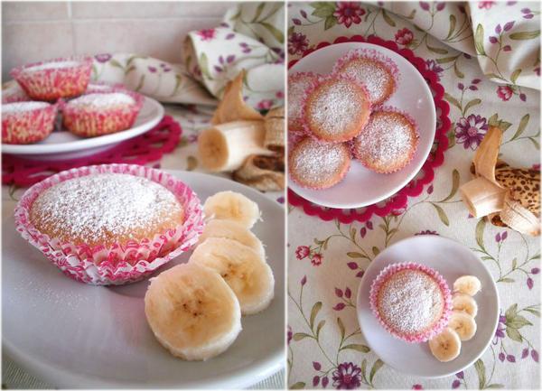 Banana Muffins by MeYaIeM