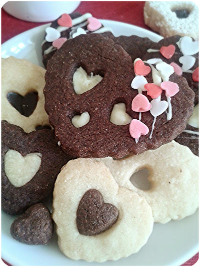 St Valentine's sweet hearts by MeYaIeM