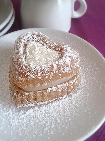 St Valentine's minicake by MeYaIeM