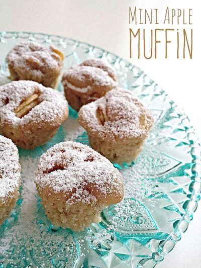 Mini Apple Muffin by MeYaIeM