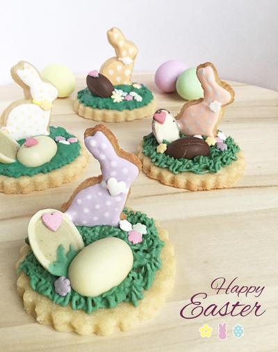 Easter Cookies by MeYaIeM