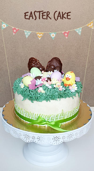 Easter Cake by MeYaIeM