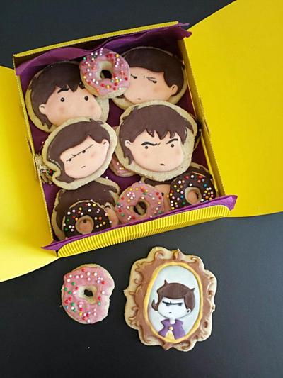 Simple and Madama Cookies by MeYaIeM